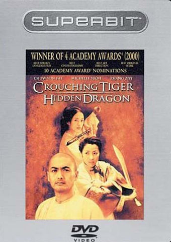 Crouching Tiger, Hidden Dragon (Superbit Collection) DVD Movie