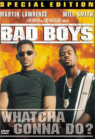 Bad Boys (Special Edition) DVD Movie