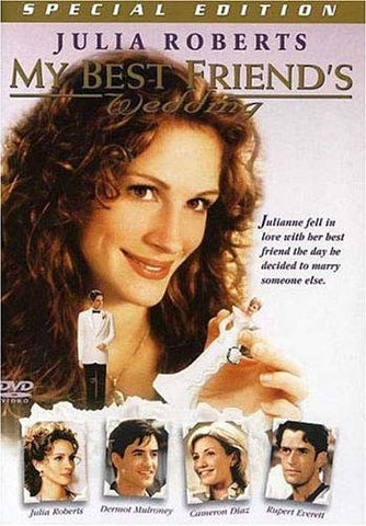 My Best Friend's Wedding (Special Edition) DVD Movie