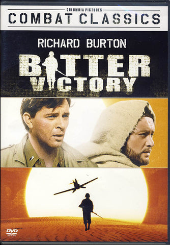 Bitter Victory DVD Movie