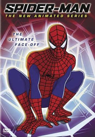 Spider-Man - The New Animated Series - The Ultimate Face Off DVD Movie