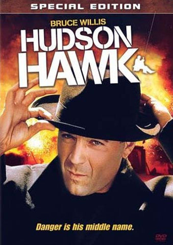 Hudson Hawk (Special Edition)(Bilingual) DVD Movie