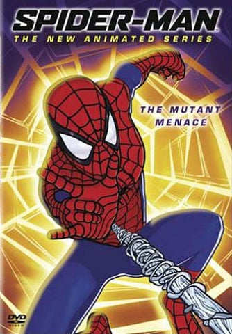 Spider-Man - The New Animated Series - The Mutant Menace (Vol. 1) DVD Movie