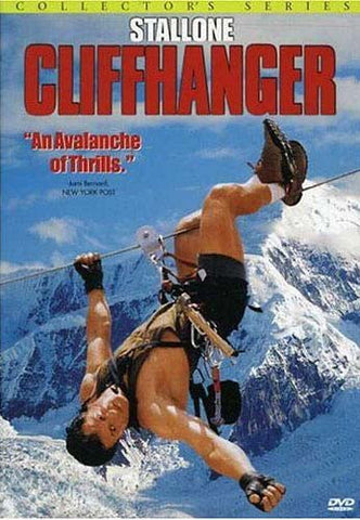 Cliffhanger (Collector's Edition) DVD Movie