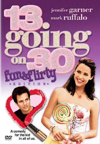 13 Going on 30 (Fun and Flirty Edition) DVD Movie
