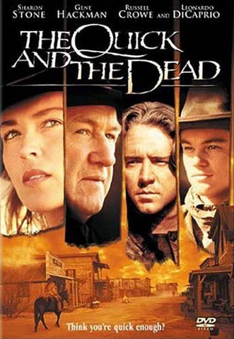 The Quick and the Dead (Sharon Stone) DVD Movie