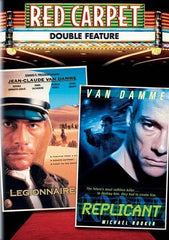 Legionnaire/Replicant - (Red Carpet Double Feature)
