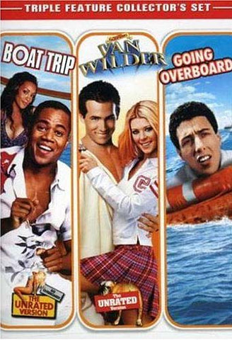 Boat Trip / Van Wilder / Going Overboard (Triple Feature Collector s Set) DVD Movie