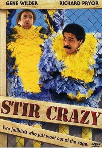 Stir Crazy DVD Movie