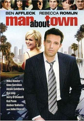 Man About Town DVD Movie