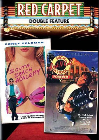 South Beach Academy/Rock 'n' Roll High School Forever (Red Carpet Double Feature) DVD Movie