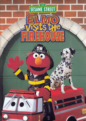 Elmo Visits the Firehouse - (Sesame Street)