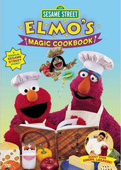 Elmo's Magic Cookbook - (Sesame Street)