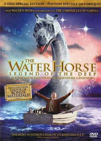 The Water Horse - Legend of the Deep (Two-Disc Special Edition) DVD Movie