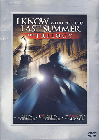 I Know What You Did Last Summer -The Trilogy DVD Movie