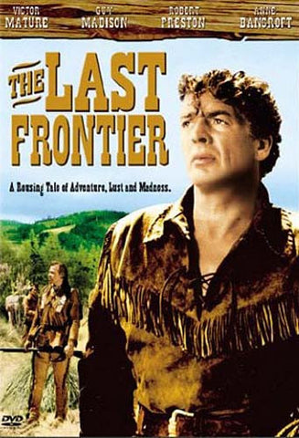 The Last Frontier DVD Movie