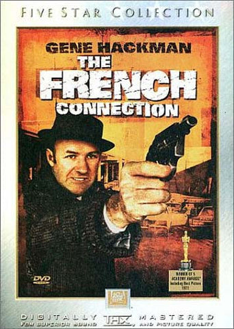 The French Connection (Two Disc Five Star Collection) DVD Movie