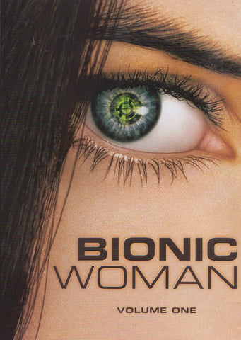 Bionic Woman - Volume One DVD Movie