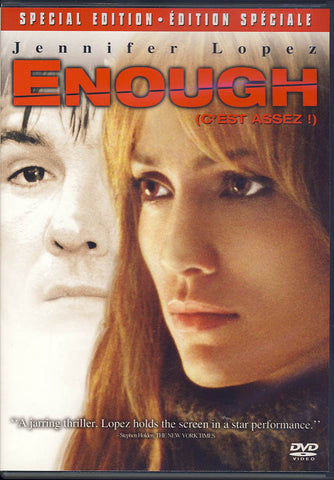 Enough - Special Edition (Bilingual) DVD Movie
