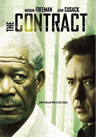 The Contract (Morgan Freeman) DVD Movie