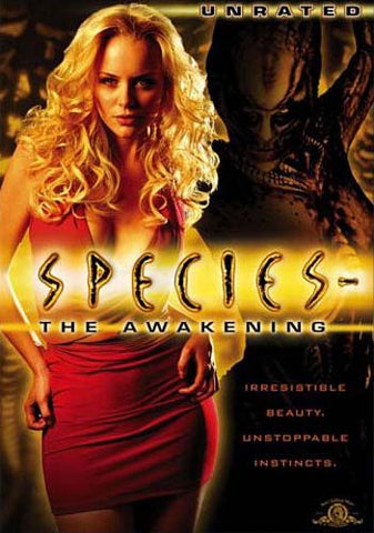 Species - The Awakening (Unrated) DVD Movie