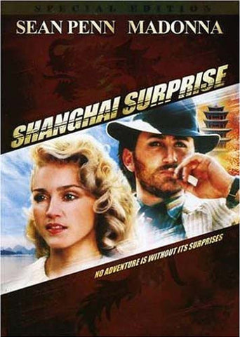 Shanghai Surprise (Special Edition) (CA Version) DVD Movie