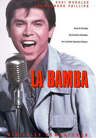 La Bamba DVD Movie