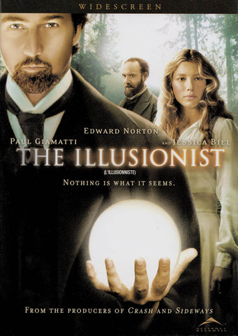 The Illusionist (Widescreen Edition) (Bilingual) DVD Movie