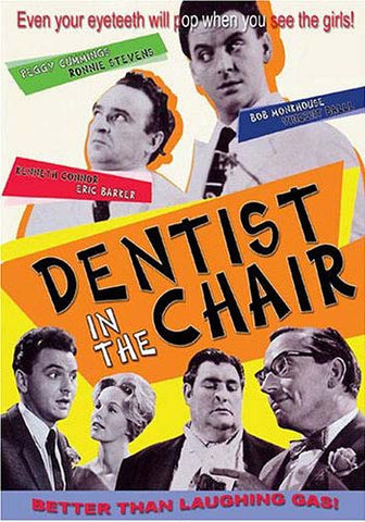 Dentist in the Chair DVD Movie