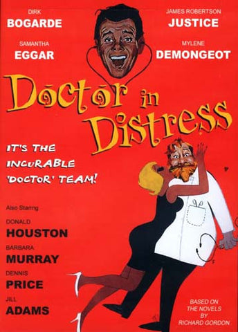 Doctor in Distress DVD Movie