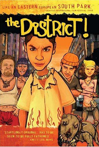 The District! DVD Movie