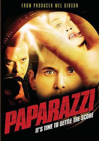 Paparazzi DVD Movie