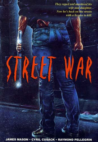 Street War DVD Movie
