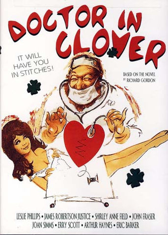 Doctor in Clover DVD Movie