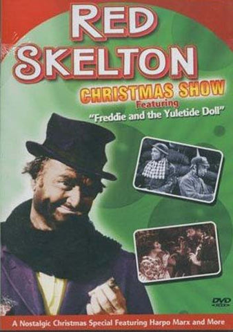 Red Skelton Christmas Show Featuring Freddie And The Yuletide Doll DVD Movie