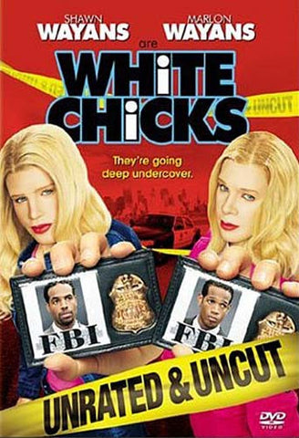 White Chicks (Unrated and Uncut Edition) (Bilingual) DVD Movie