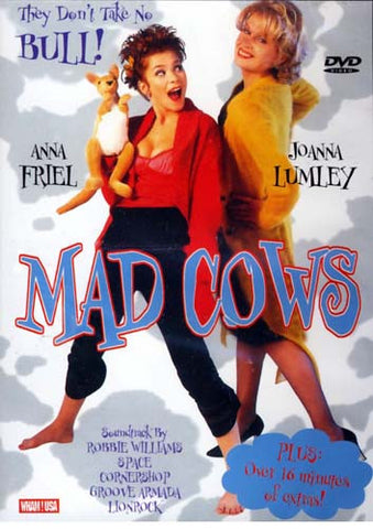Mad Cows DVD Movie