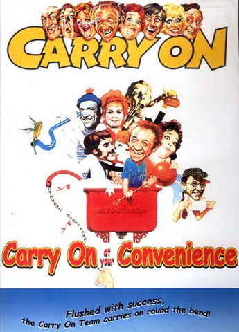 Carry on -Carry on at Your Convenience DVD Movie