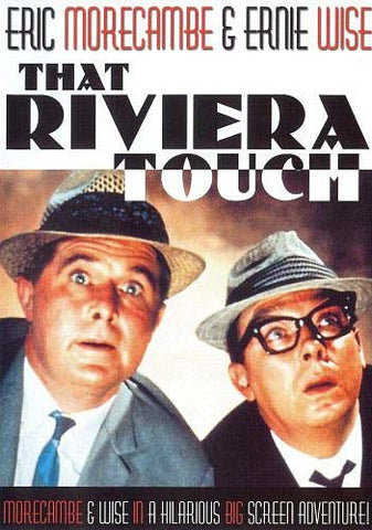 That Riviera Touch DVD Movie