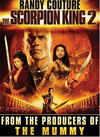 The Scorpion King 2: Rise of a Warrior (Bilingual) DVD Movie