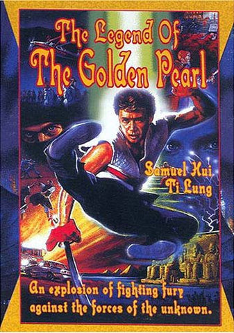 The Legend of the Golden Pearl DVD Movie