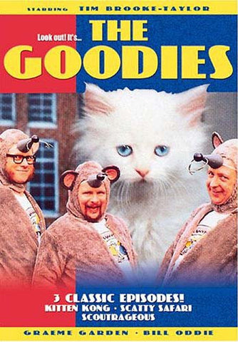 The Goodies DVD Movie