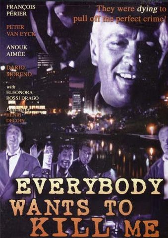 Everybody Wants to Kill Me DVD Movie