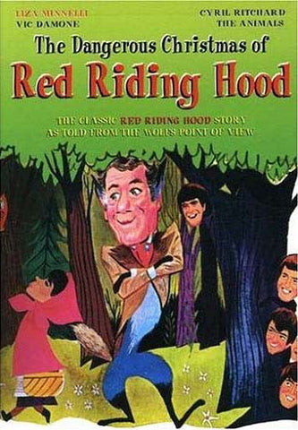 The Dangerous Christmas of Red Riding Hood DVD Movie