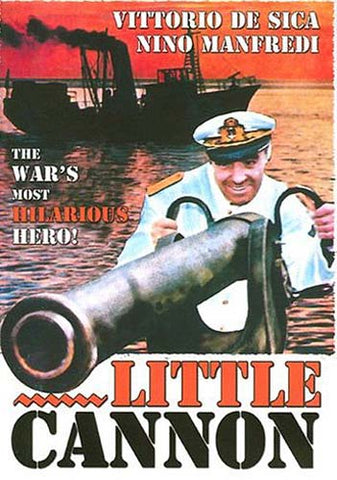 Little Cannon DVD Movie