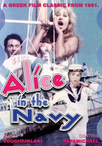 Alice in the Navy DVD Movie