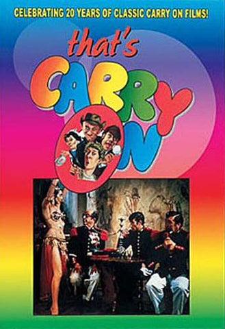 That's Carry On DVD Movie