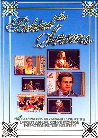 Behind the Screens DVD Movie