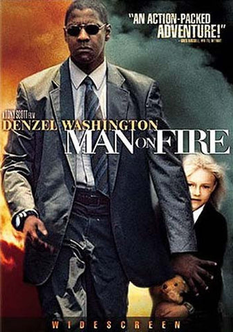 Man on Fire (Bilingual) DVD Movie