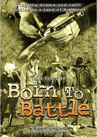 Born to Battle DVD Movie